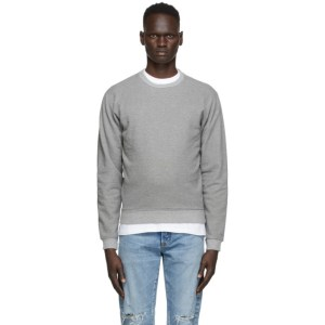 Moussy Vintage Grey MVM Authentic Sweatshirt