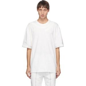 Feng Chen Wang White Jersey T-Shirt