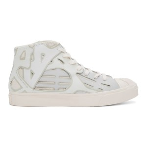 Feng Chen Wang White Converse Edition Jack Purcell Sneakers
