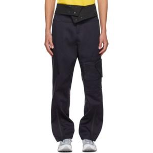 Affix Navy Field 15 Cargo Pants