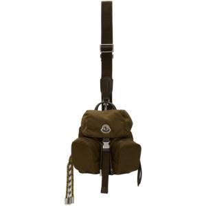 Moncler Green Mini Dauphine Backpack