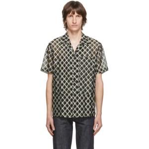 Goodfight Green Illusion Cargo Shirt