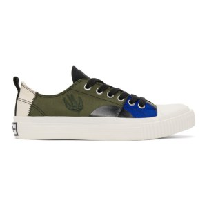 McQ Alexander McQueen Multicolor McQ Swallow Orbyt Low Sneakers