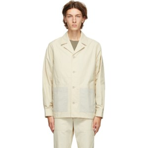 Norse Projects Beige Mads 60/40 Jacket