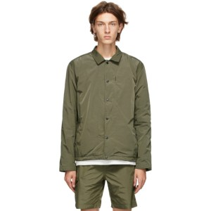 Norse Projects Green Svend GMD Jacket
