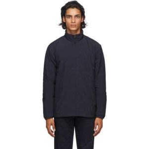 Norse Projects Navy Alta Light WR Jacket