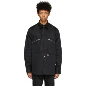 BED J.W. FORD Black Dickies Edition Work Shirt