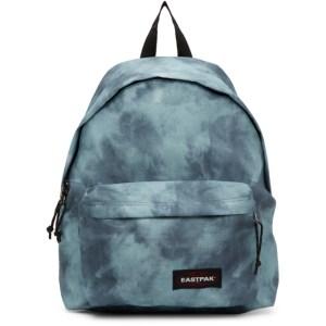 Eastpak Blue Tie-Dye Padded Pakr Backpack