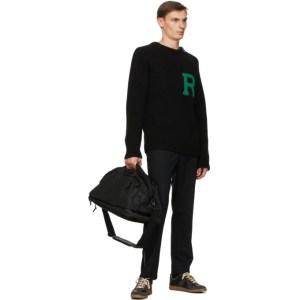 Eastpak Black Stand CNNCT Duffle Bag