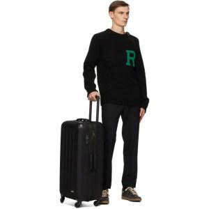 Eastpak Black Large Tranzshell Suitcase