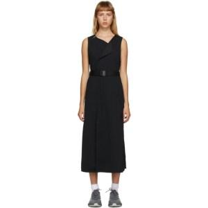 Y-3 Black CH2 Gilet Dress