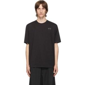 Y-3 Black GFX CH1 T-Shirt