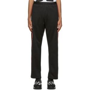 Dsquared2 Black Gym-Fit Lounge Pants