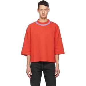 Martin Asbjorn Red Nathan T-Shirt