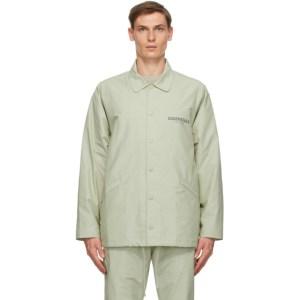 Essentials Green Souvenir Jacket