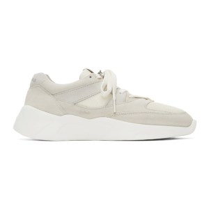 Essentials Off-White Distance Sneakers