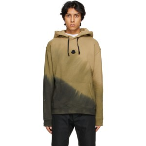 Moncler Genius 6 Moncler 1017 ALYX 9SM Khaki Dyed Hoodie