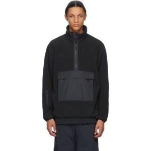 Nike ACG Black NRG Half-Zip Sweater