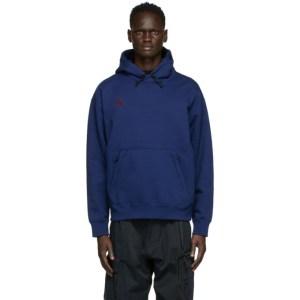 Nike ACG Navy ACG NRG Pullover Hoodie
