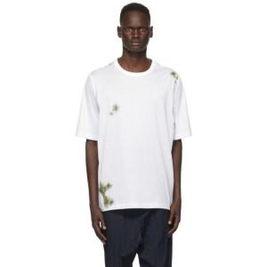 Fumito Ganryu White Rebuilt T-Shirt