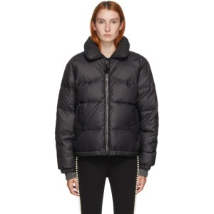 Marc Jacobs Black Down The Puffer Jacket