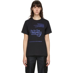 Marc Jacobs Black Heaven by Marc Jacobs Fucked Up T-Shirt