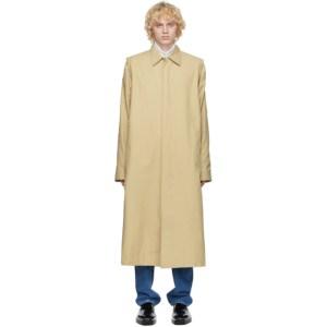 Bianca Saunders Beige Long Coat