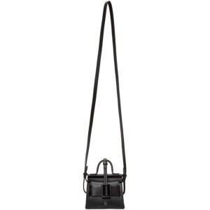 BOYY Black Mini Karl Charm Bag