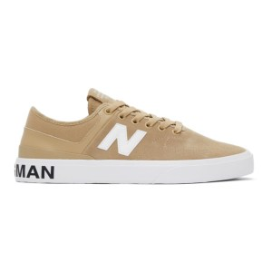 Junya Watanabe Beige New Balance Edition Numeric 379 Sneakers