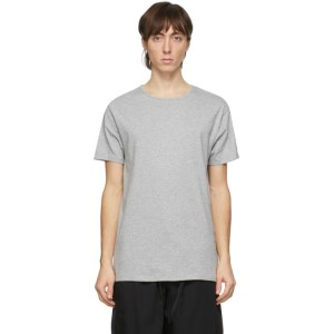 Paul Smith Three-Pack Grey Jersey T-Shirts