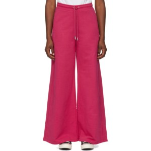 Opening Ceremony Pink Flare Lounge Pants