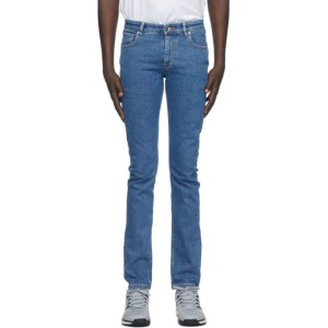 Opening Ceremony Blue Slim Jeans