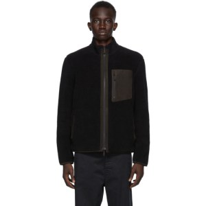 Ermenegildo Zegna Black Fleece Jacket