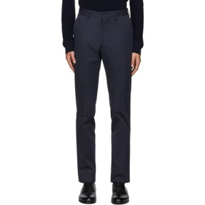 Ermenegildo Zegna Navy Casual Trousers