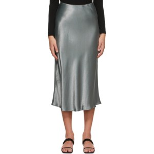 Max Mara Leisure Grey Alessio Skirt