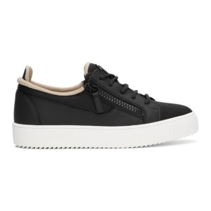 Giuseppe Zanotti Black May London Ellis Sneakers