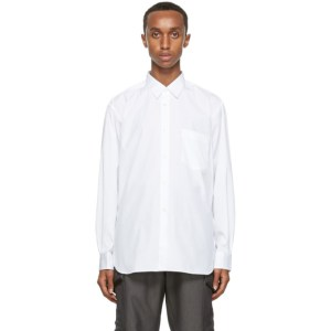 Comme des Garcons Shirt White Classic Forever Shirt