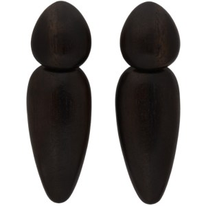 Monies Black Sao Paolo Earrings