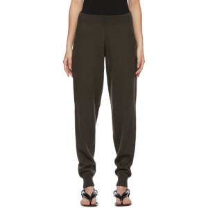 Frenckenberger Green Cashmere Hotoveli Lounge Pants