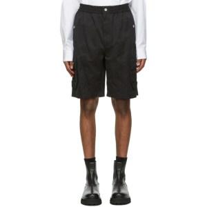 3.1 Phillip Lim Black Utility Cargo Shorts