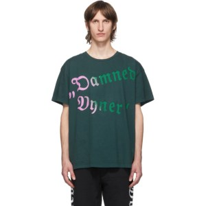 Vyner Articles Green Gradient Vision T-Shirt