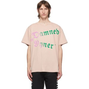 Vyner Articles Pink Gradient Vision T-Shirt
