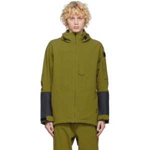 GR10K Green Schoeller® Alpha Parka Jacket