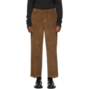 Barena Brown Corduroy Delfo Trousers