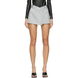 Gauge81 Grey Xico Shorts