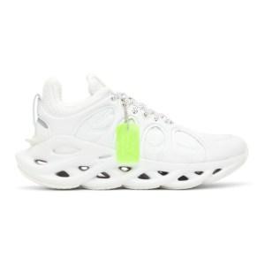 Li-Ning White Arc Ace Sneakers