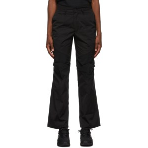 Post Archive Faction PAF Black Technical 3.1 Right Trousers