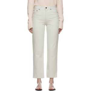The Row Grey Christie Jeans