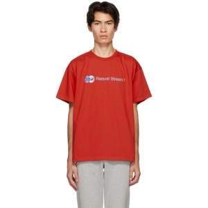 Rassvet Red Logo Stream 7 T-Shirt
