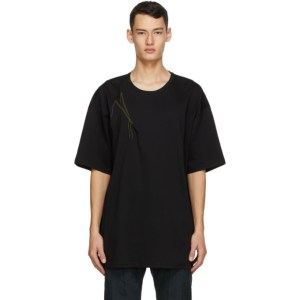 Cornerstone Black Loose Thread T-Shirt